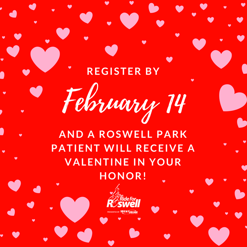 Spread the Ride Love to Our patients with a Ride Valentine!