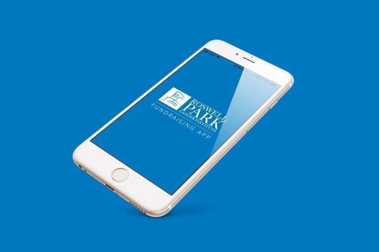 Fundraising-App-Homepage