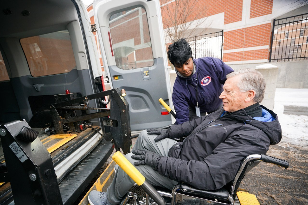 Donations Help Patients With Transportation and Language Needs
