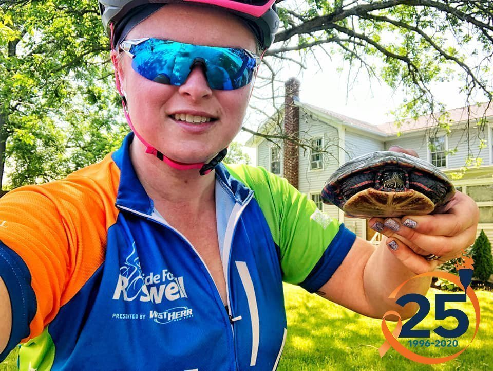 Will Stop for Turtles – Animal Rescue Takes Place at the 2019 Ride