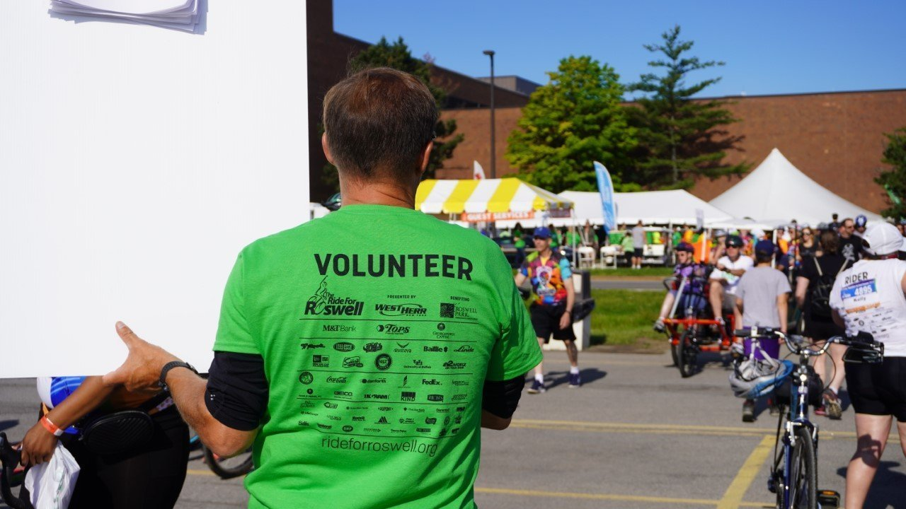 Lending a Helping Hand – 5 Ride Volunteers Share Why They Do It